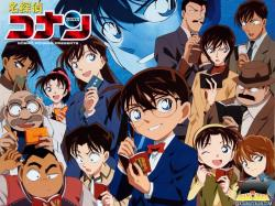 Characters:There are 3 main characters in Detective Conan or Case Closed.First there is Conan who was a teenager that got turned into a kid.