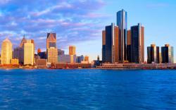 Detroit Wallpaper