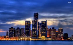 ... Detroit wallpaper 1680x1050 ...