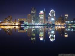 Wallpaper: Skyline Detroit wallpapers
