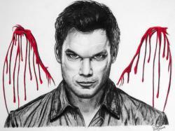 Dexter Drawing - Fan Art by LethalChris ...