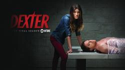 Dexter Michael Carlyle Hall Jennifer Carpenter Poster