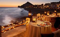 Beach Candlelight Dinner