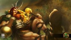 Mead Viking DionysusWallpaper