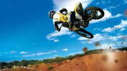 ... Dirt Bike Wallpaper