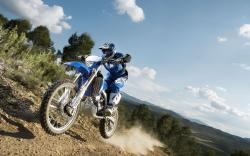 Dirtbike Trail Wallpaper