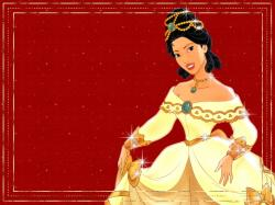 Pocahontas - disney-leading-ladies Wallpaper