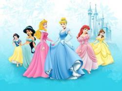 Disney Princess 1024x768