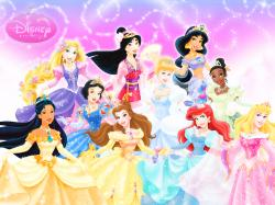 Disney Princess Ten Official Disney Princesses