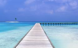 2560x1600 Maldives Dock Wallpaper Maldives World wallpaper
