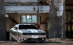 Dodge Challenger SRT8 Warehouse Photo