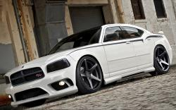 Dodge charger modified