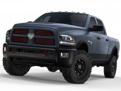 Dodge Ram modified