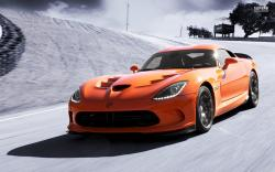 2014 Dodge Viper SRT TA wallpaper 1680x1050