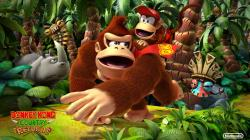Donkey Kong Country/Land games come to virtual console