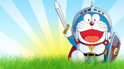 Doraemon Is A Knight