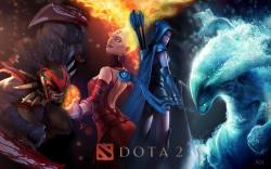 game dota 2 image wallpaper Wallpaper