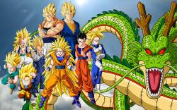 Dragon Ball Z Wallpaper ...