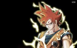 Goku - Dragon Ball Z Battle of Gods wallpaper 1920x1200 jpg