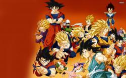 Dragon Ball Z wallpaper 2560x1600 jpg