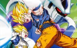 Dragon Ball Z Res: 1680x1050 / Size:2048kb. Views: 578247