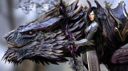 Black Dragon Fantasy
