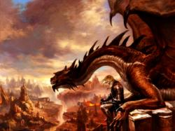 2560x1920 Dragons Fantasy wallpaper