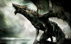 ... Free Dragon Picture ...