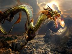 HD Wallpaper | Background ID:132005. 1600x1200 Fantasy Dragon