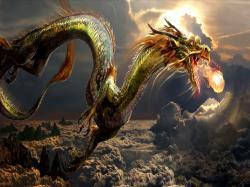 HD Wallpaper | Background ID:132005. 1600x1200 Fantasy Dragon