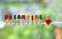 Dreamtime Heart Red