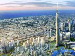 Dubai HD Wallpaper