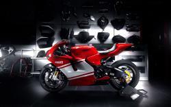 Ducati Desmosedici RR Racebike