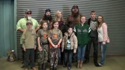 Outdoor Kids meet Duck Dynasty