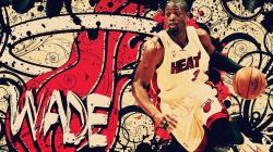 Dwyane Wade Wallpaper by lucasitodesign Dwyane Wade Wallpaper by lucasitodesign