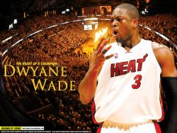 Dwyane Wade Heart Of A Champion by zhenzi1992 ...