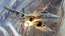F 18 Super Hornet Growler
