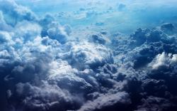 ... Copy/Cut/Paste/Montage · Earth-Clouds-75436