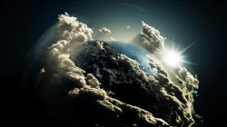 Earth Clouds Wallpaper 28414 1280x800 px