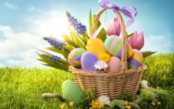Easter Basket Decorations Wallpapers-9