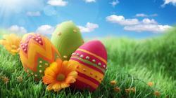 Easter Egg Hunt wallpaper