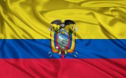 Ecuador Flag 28595