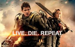 I think Edge Of Tomorrow is one of the best films of the year. It's not just edge of your seat nail biting entertainment. You'll also think about it when ...