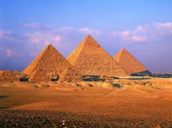Egypt Pyramids of Giza