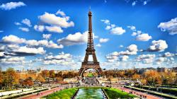 Eiffel Tower Wallpaper HD Free Download