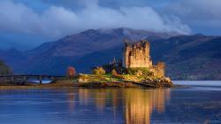 Eilean Donan Castle UK