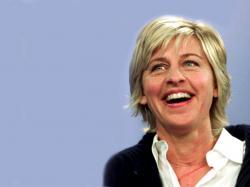 HD Wallpaper of Ellen DeGeneres
