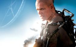 Elysium movie matt damon