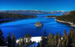 Emerald bay Wallpapers Pictures Photos Images. «