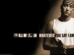 Eminem wallpapers contributed by our forum member, sangara: